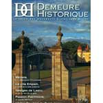Press article on rachel's mosaic artworks by the magazine Demeure Historique